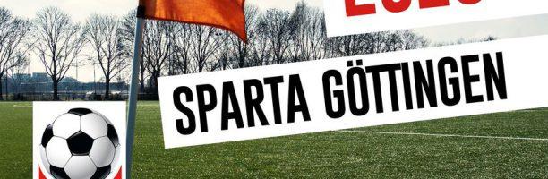 Sparta bezwingt SSV Nörten-Hardenberg im Elfmeterschießen!